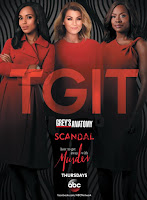 TGIT: Scandal, Grey's Anatomy y How to Get Away with Murder