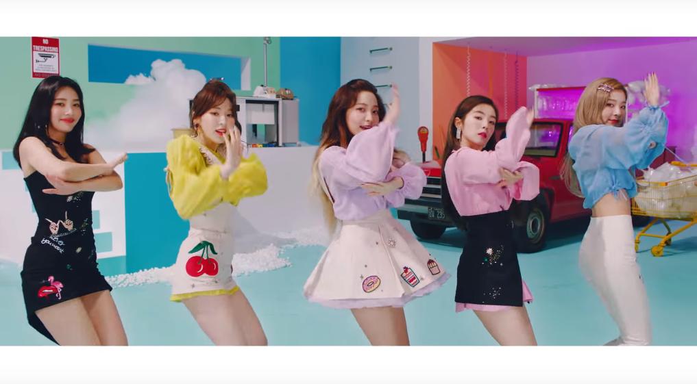 Red Velvet - SAPPY (English Translation) Song Lyrics with Romaji + Video