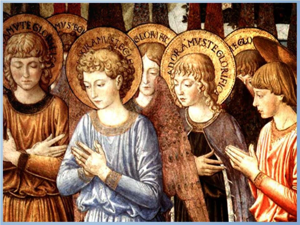 Oraciones Milagrosas Y Poderosas Oracion A Los Angeles Para Pedir