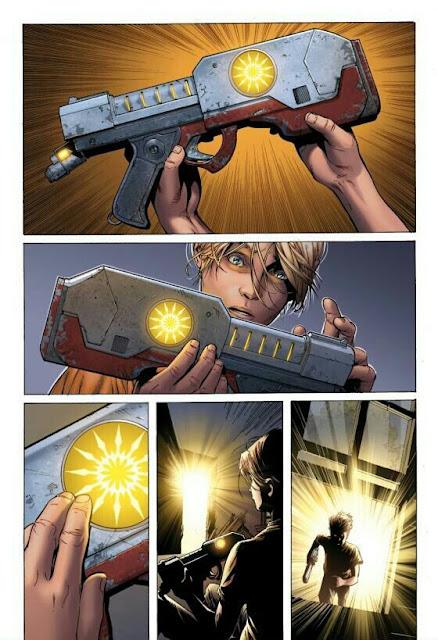 Elemental Gun For GTA San Andreas Pc