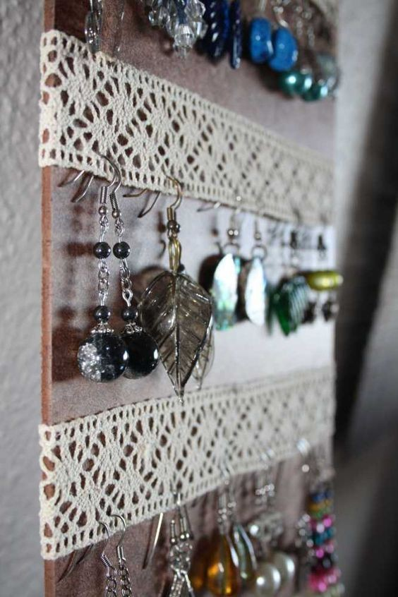 presente para quem curte bijuteria, decoração e reciclagem