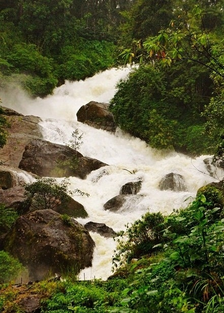 Valara Waterfalls Munnar, Best Places to Visit in Munnar