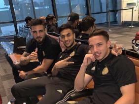 المنتخب الجزائري ينهي تربص الدوحة و يرحل نحو القاهرة لخوض كأس افريقيا 2019.