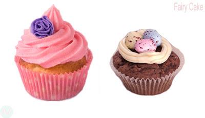 Fairy cake, Fairy cake food