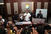 Polda Jatim Tangkap Pelaku Bobol Akses Illegal Hingga Miliaran Rupiah