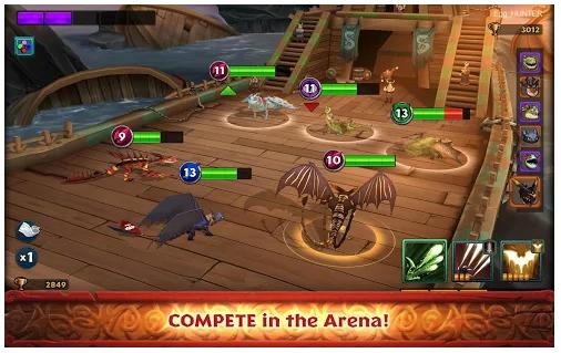 Download Dragons: Rise of Berk