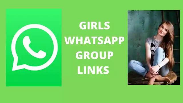 girl whatsapp group join