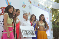 Kingfisher 2013 calendar Unveiled by Vijay Mallya