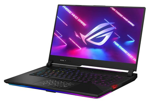 ASUS G533QS-XS98Q ROG Strix Scar 15 2021 Gaming Laptop