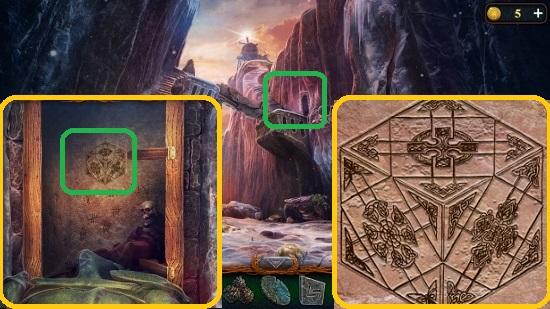 запоминаем эскиз куба в игре затерянные земли 5 ледяное заклятие