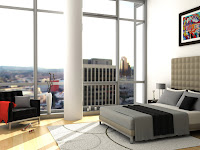 Luxury Bedroom Design Wallpaper