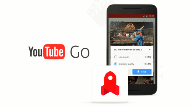 Youtube GO: ecco come guardare video offline