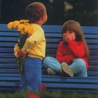 Cute Love DP