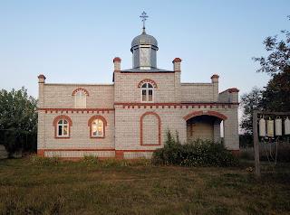 Запселье. Новая Свято-Троицкая церковь