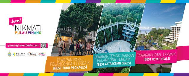 JOM! Experience Penang, My Favourite Island