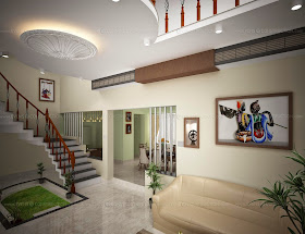 Garden Decoration Ideas Homemade Livingroom Stair Area And   Partition Of Stairs In Living Room   Lobby   Storage   Open Plan   Divider   Wood Paneling