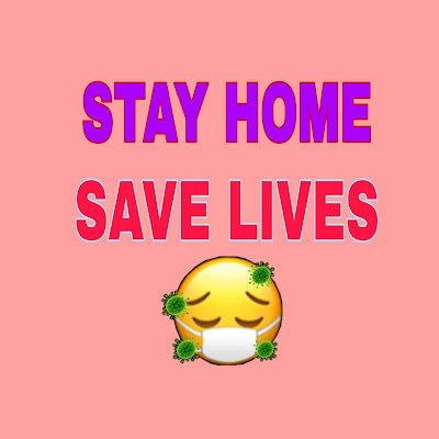Stay home stay save image download, stay home whatsapp Dp download, Lockdown 5.0