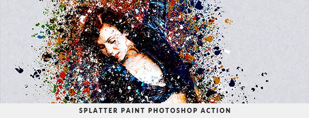 Painting 2 Photoshop Action Bundle - 73