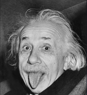 Did Einstein really fail in mathematics