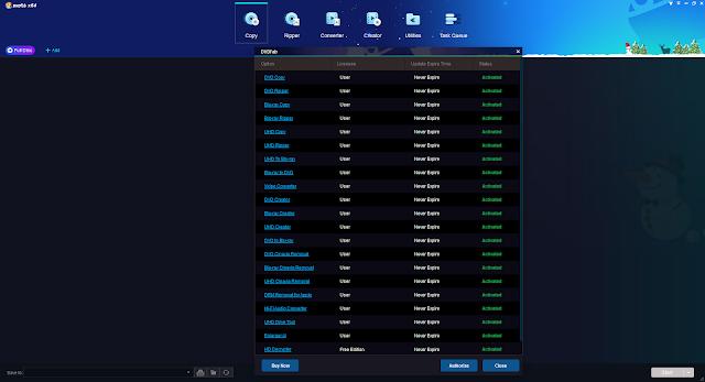 Screenshot DVDFab 11.0.7.5 Full Version