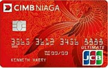 CIMB Niaga Ultimate JCB