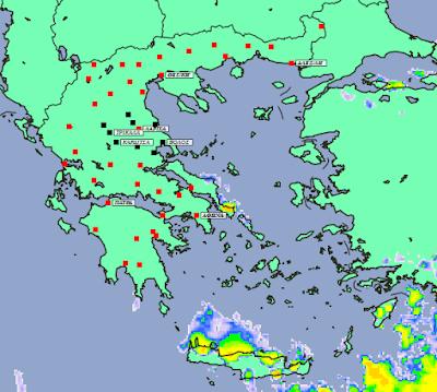 4 - Υψηλές θερμοκρασίες, ομίχλες και λίγες βροχές (+XAΡΤΕΣ ΥΕΤΟΥ)