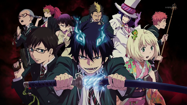 Ao no Exorcist Season 1 Sub Indo