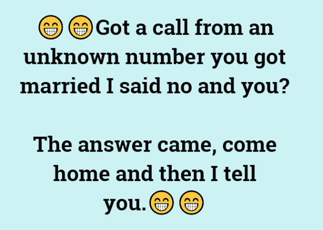 Jokes in english for whatsapp