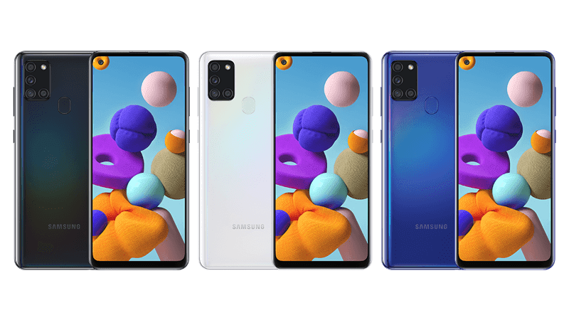 Samsung outs Galaxy A21s with punch-hole, 48MP quad-cam, and 5,000mAh battery
