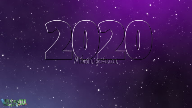 New Year 2020 Sparkling 1080p Wallpapers