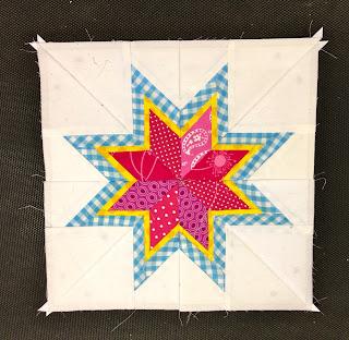 lone starburst pattern