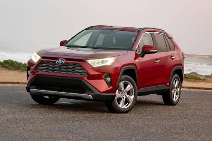 2021 Toyota RAV-4 Hybrid Review, Specs, Price