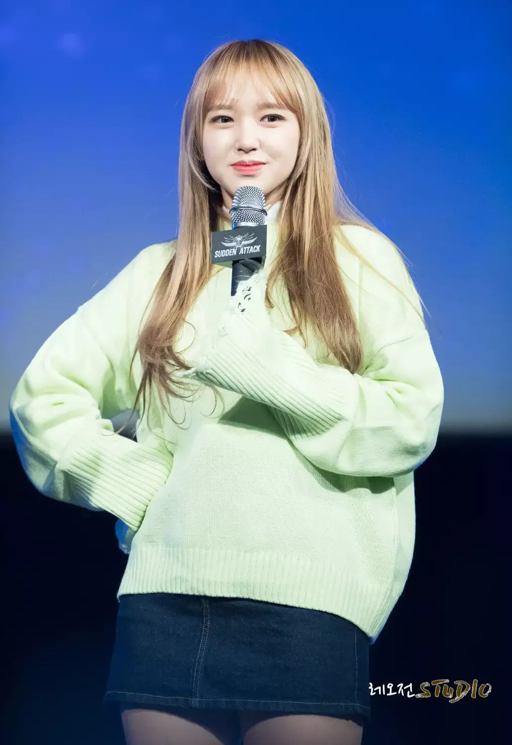 170225 WJSN - Sudden Attack Fanmeeting - ChengXiao 97p