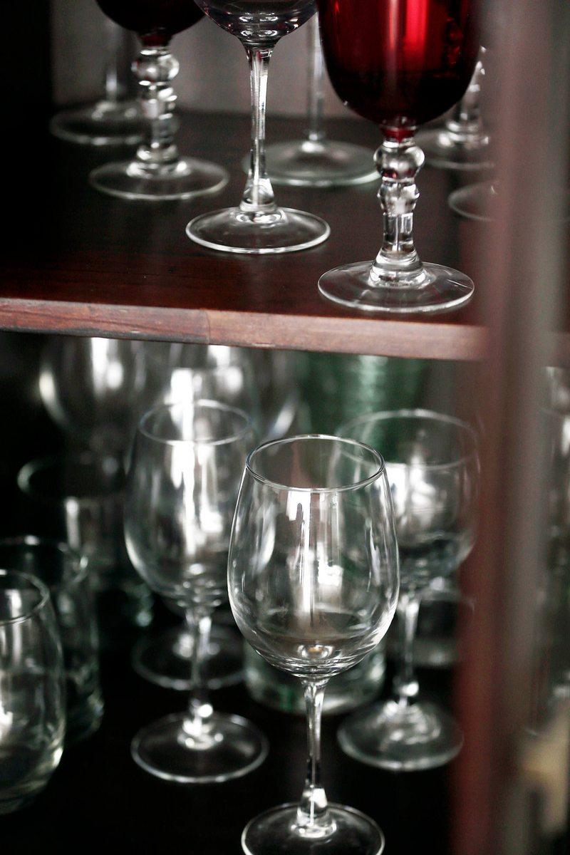 Cómo se almacenan las copas