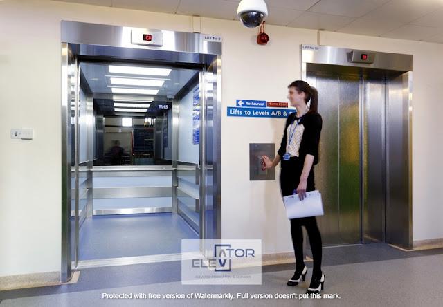 jual lift rumah sakit Solo
