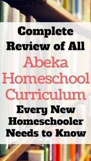 Abeka Homeschool Curriculum  Things to Know