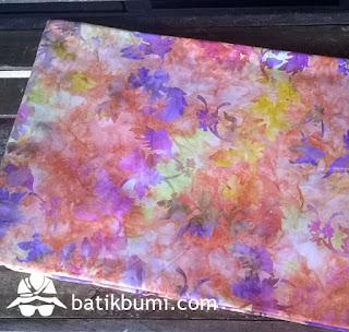batik cap smoke batik solo