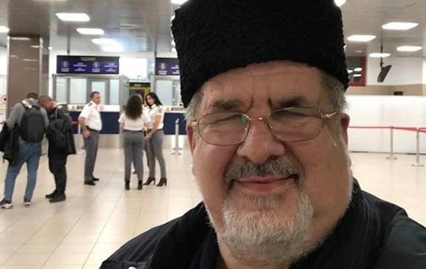 Чубаров: ФСБ затримала татарську родину на кордоні