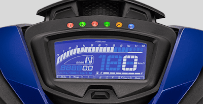 speedometer mx king 150