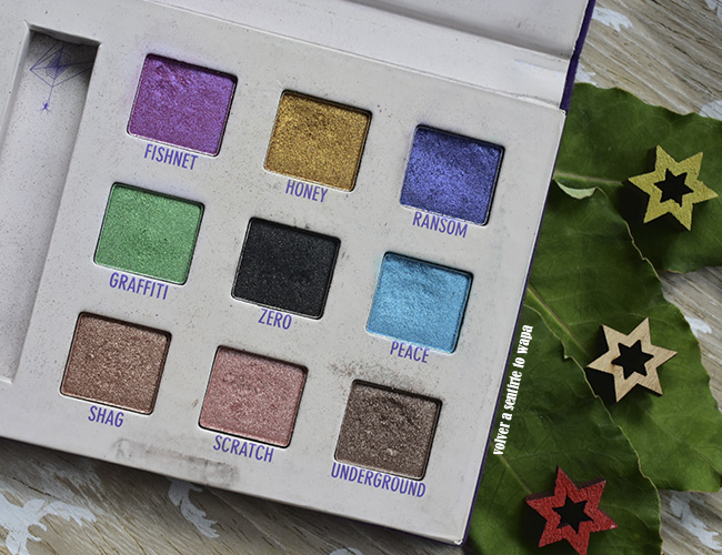 Deluxe Shadow Box de Urban Decay