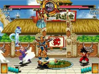 Download game Dragon Ball Z Sagas full free