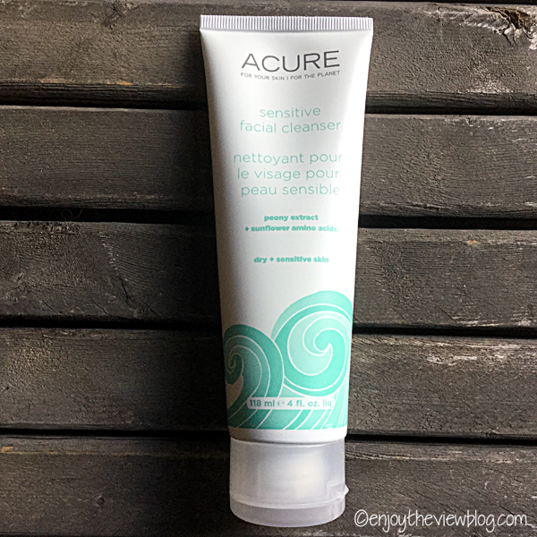 Organic Fragrance-free Cleansers From Acure Organics