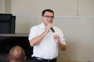 Prefeito de Picuí participa da apresentação aos prefeitos do Plano de Ação para acabar com lixões na PB