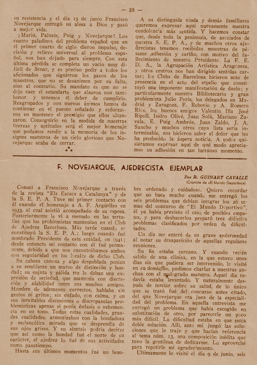 Revista Problemas, mayo/junio 1950, página 23