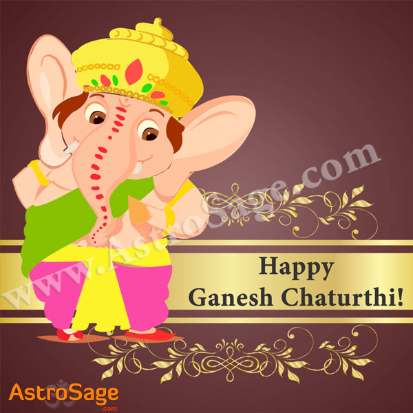 Celebrate Ganesh Chaturthi with the right Muhurat.