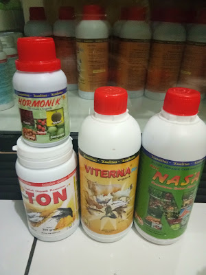 pakrt vitamin untuk udang vaname