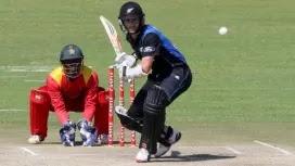 Zimbabwe vs New Zealand 3rd ODI 2015 Highlights