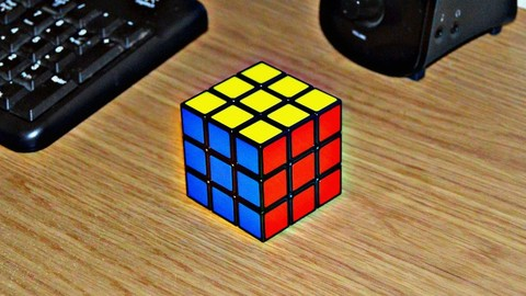 Rubik's Cube 3x3 - Simple and Quick Way to Solve It