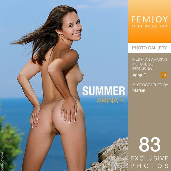 [FemJoy] Arina F - Summer - idols