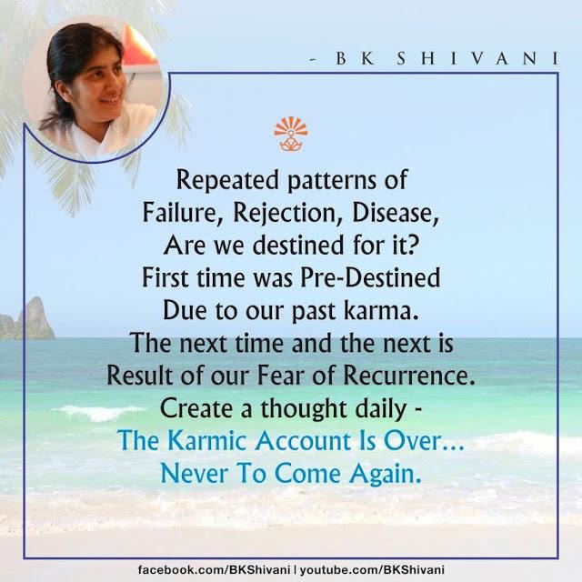 Karma Quote by Shivani